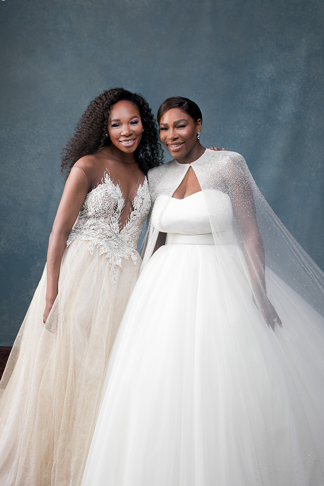 Serena Williams' Wedding Guests: How She Befriended Kim Kardashian