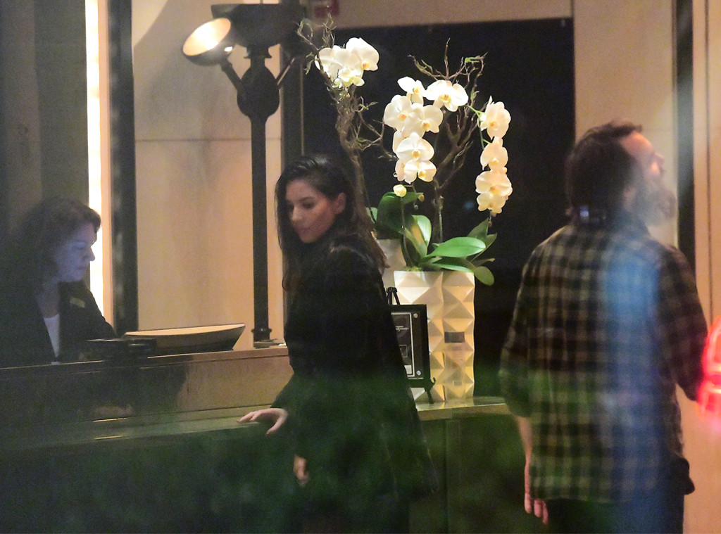 Olivia Munn, Will Forte, NYC Hotel
