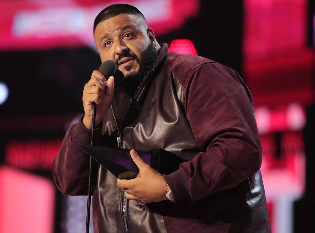 DJ Khaled, Winners, American Music Awards 2017, AMAs