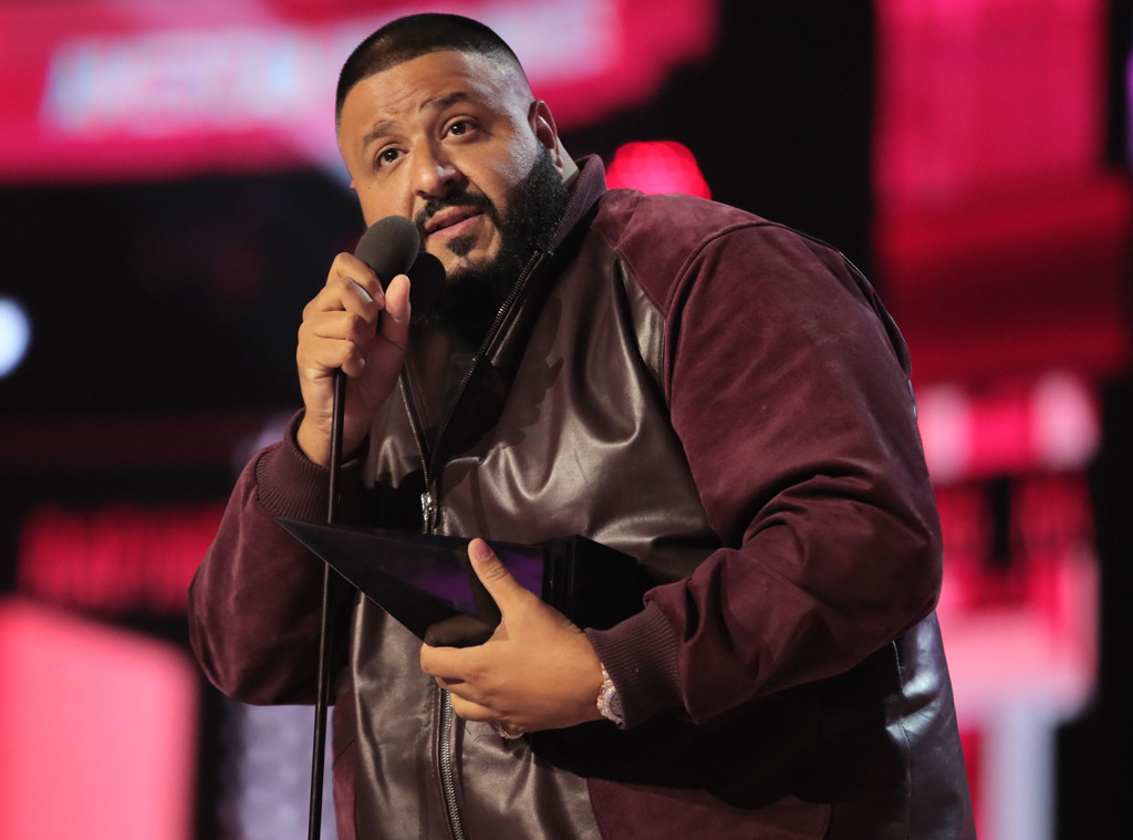 DJ Khaled, Winners, American Music Awards 2017, AMAs
