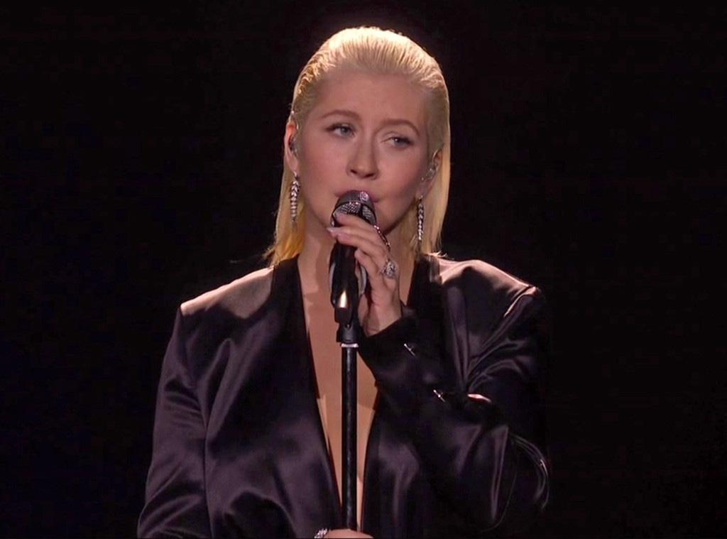 Christina Aguilera, American Music Awards 2017, AMAs