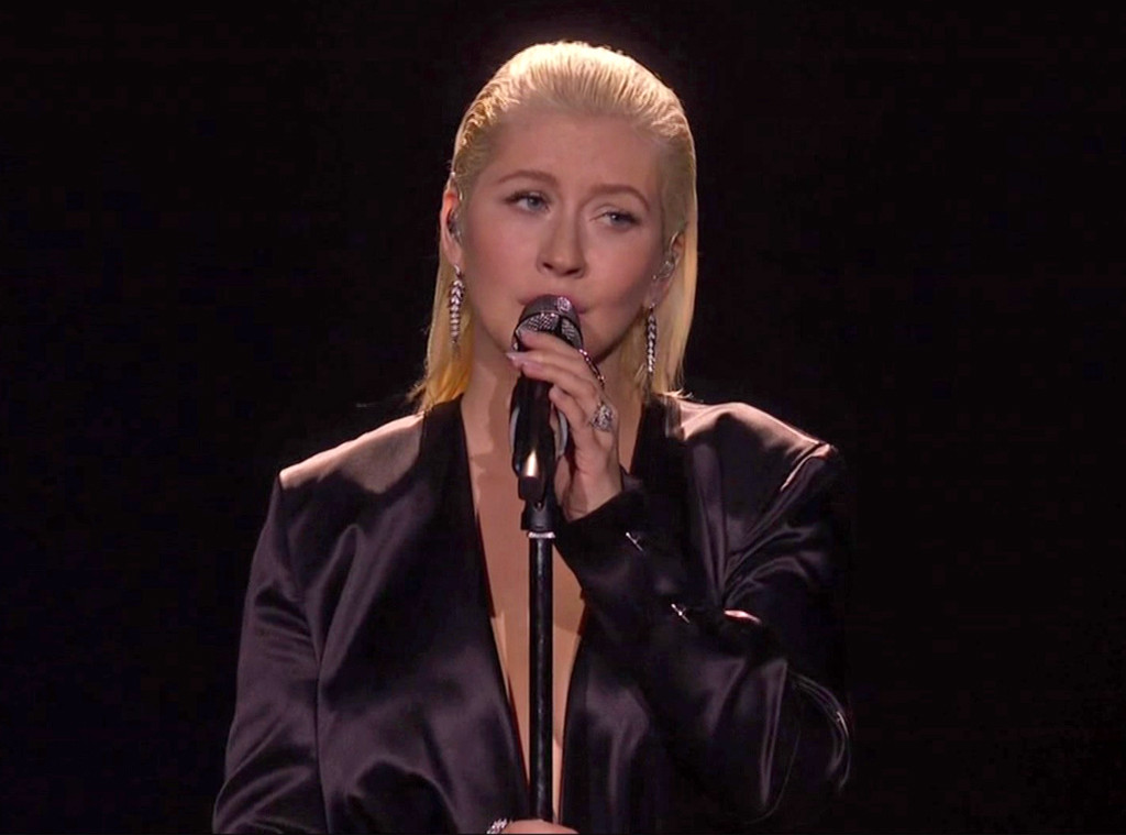 Christina Aguilera, American Music Awards 2017, AMAs