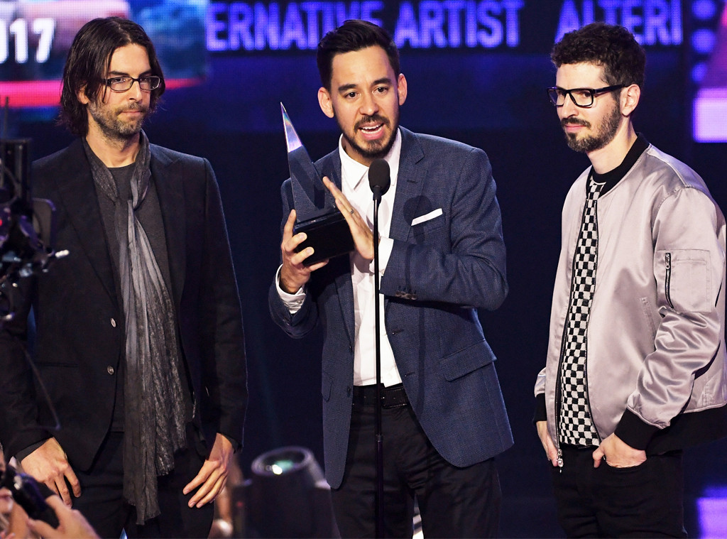 Linkin Park, American Music Awards 2017, AMAs