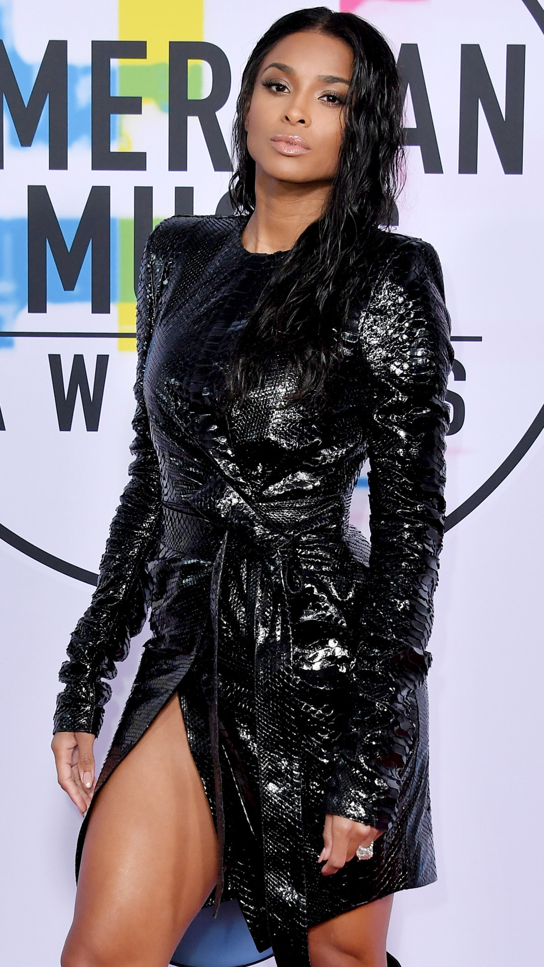 Ciara, American Music Awards 2017, AMAs