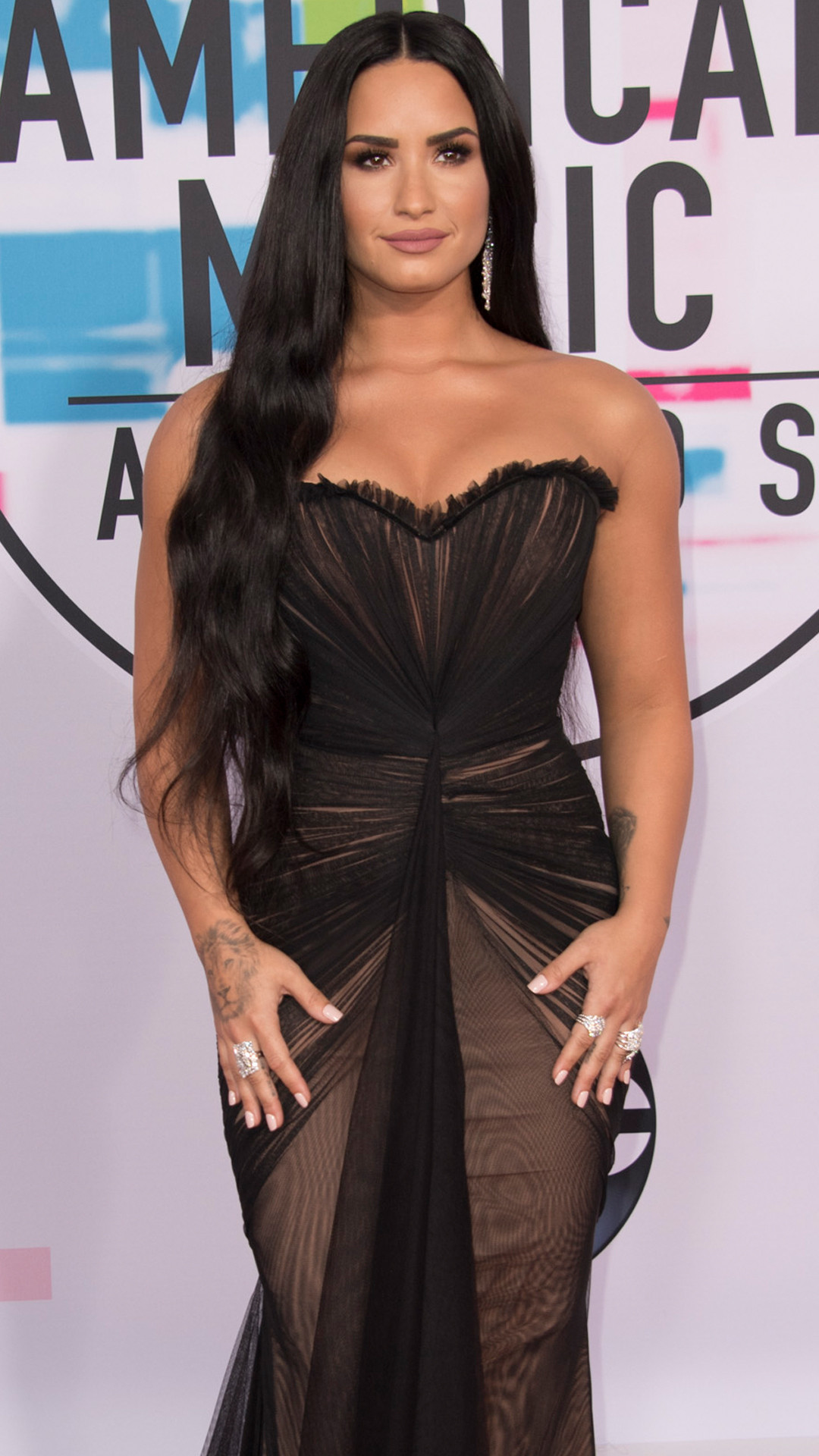 Demi Lovato, The USA Tune Awards, 2017