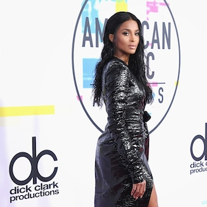 ESC: Ciara, Best Dressed, American Music Awards 2017