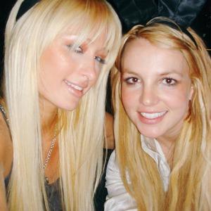 Paris Hilton, Britney Spears