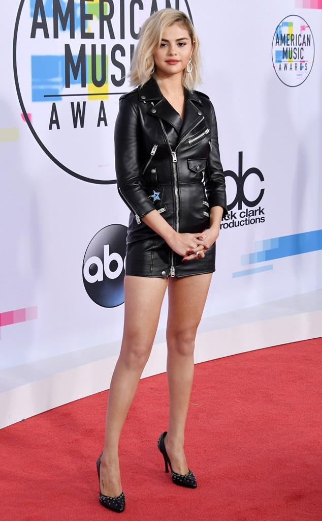 ESC: Selena Gomez, America Music Awards, 2017