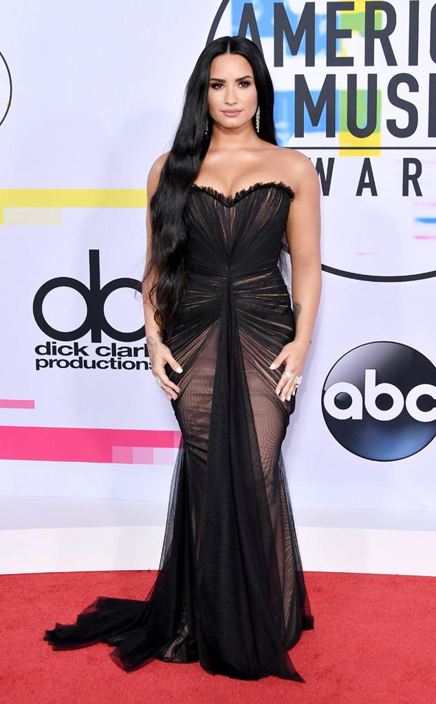 Demi Lovato, America Music Awards, 2017