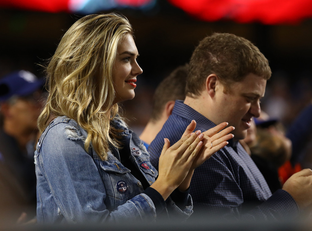 Kate Upton, World Series 2017