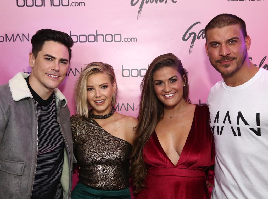Tom Sandoval, Ariana Madix, Jax Taylor, Brittany Cartwright