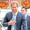 Prince Harry, Deep Dish Pizza, Thin Crust Pizza
