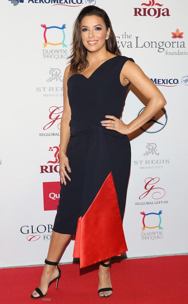 Eva Longoria, Global Gift Gala Mexico 2017