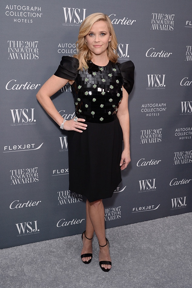 Reese Witherspoon - Reese Witherspoon  is a great actress, but she's an even better business woman. In addition to acting on big shows like  Big Little Lies , Witherspoon has been keeping herself busy with a number of companies that she owns and runs.