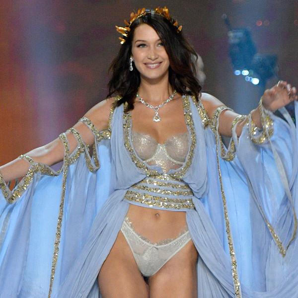 2017 Victoria's Secret Fashion Show, Bella Hadid