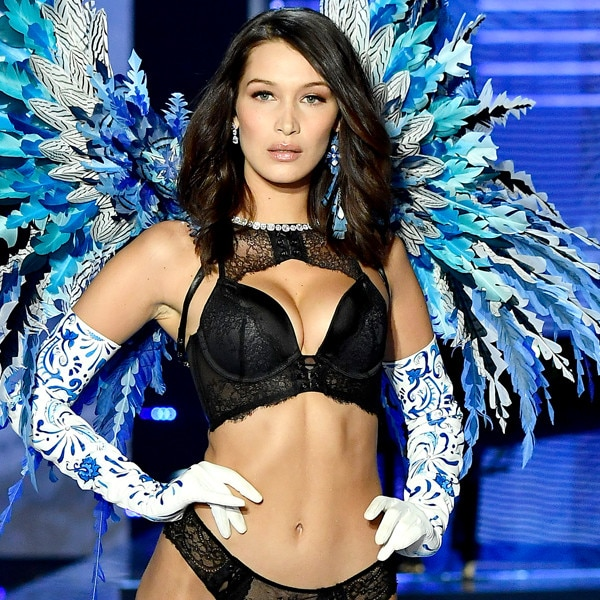 These Are the Lengths Victoria's Secret Fashion Show Models Go to Get Runway Ready thumbnail