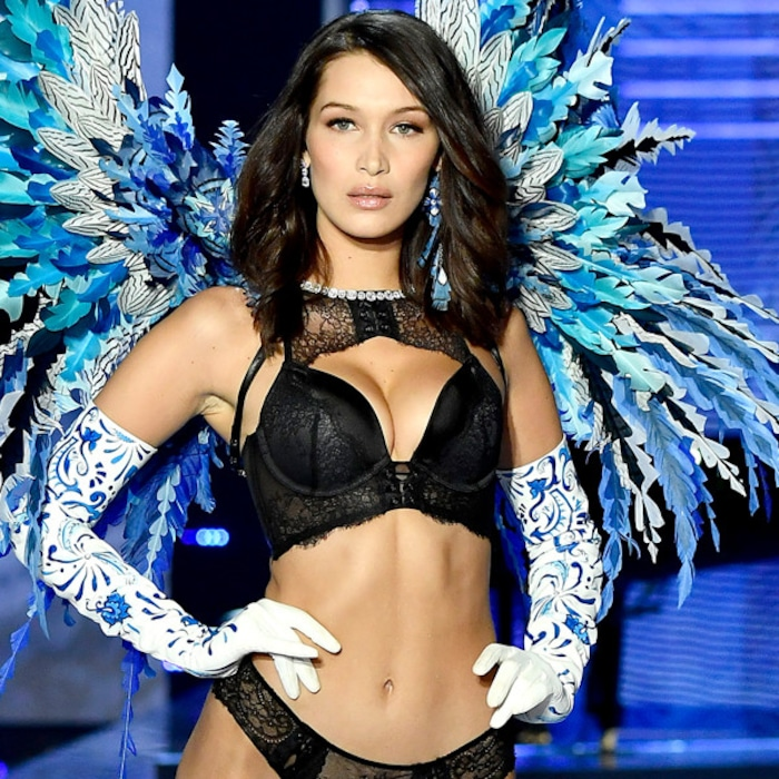 3cf11ff206582 These Are the Lengths Victoria s Secret Fashion Show Models Go to Get  Runway Ready