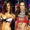 Alessandra Ambrosio, Victoria's Secret Fashion Show, 2001, 2017