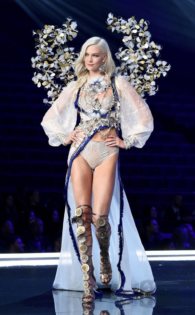 2017 Victorias Secret Fashion Show, Karlie Kloss