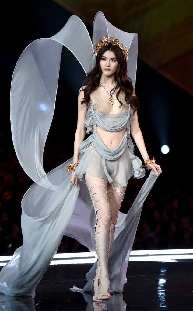 4178d2f86ab Sui He from 2017 Victoria s Secret Fashion Show