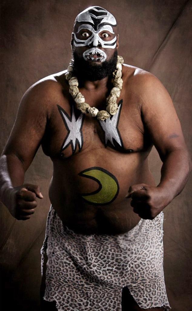 """James Kamala"""" Harris, The Ugandan Giant"""