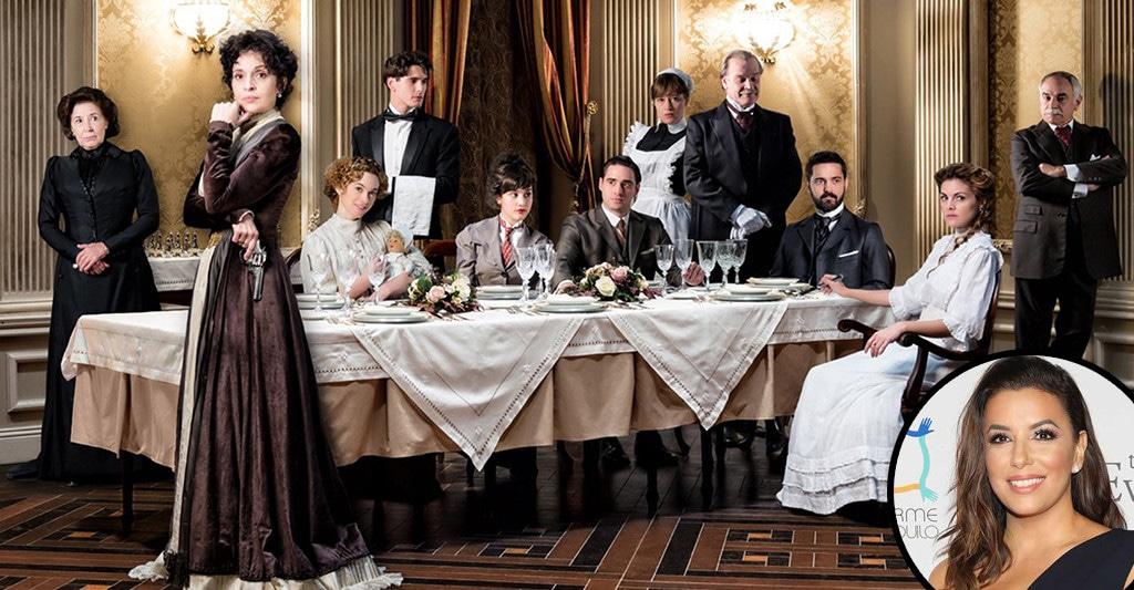 Eva Longoria, Gran Hotel
