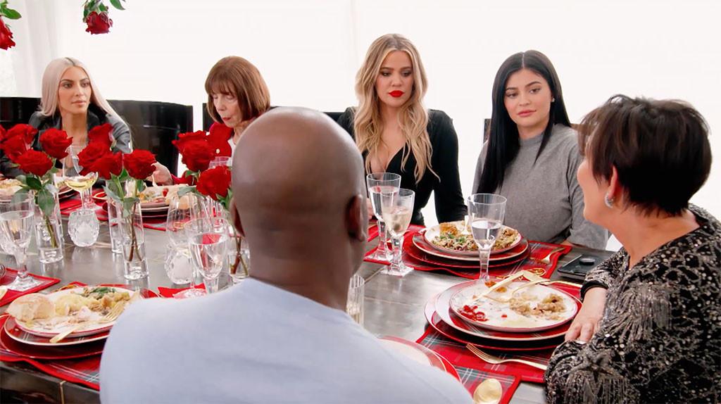 Kris Jenner, Kim Kardashian, KUWTK Holiday Special