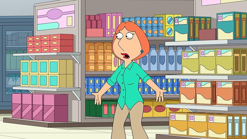 Family Guy, Alex Borstein