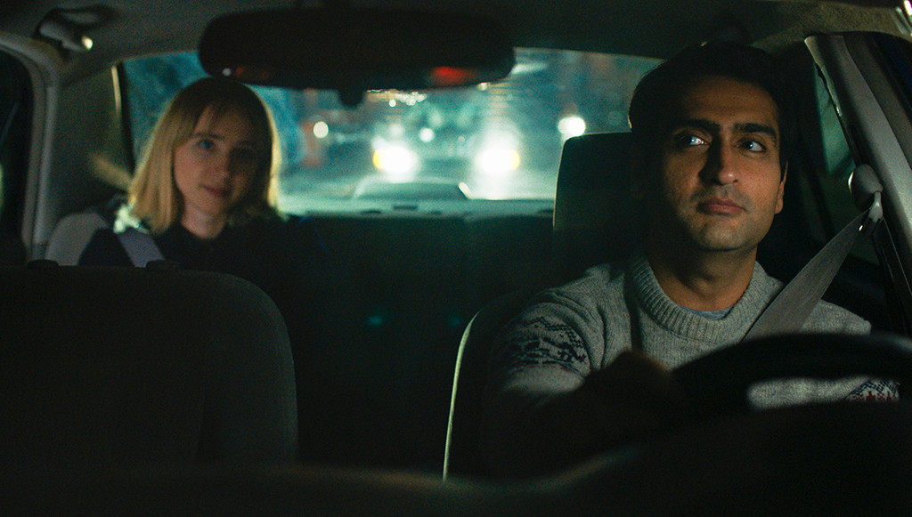 The Big Sick, Zoe Kazan, Kumail Nanjiani