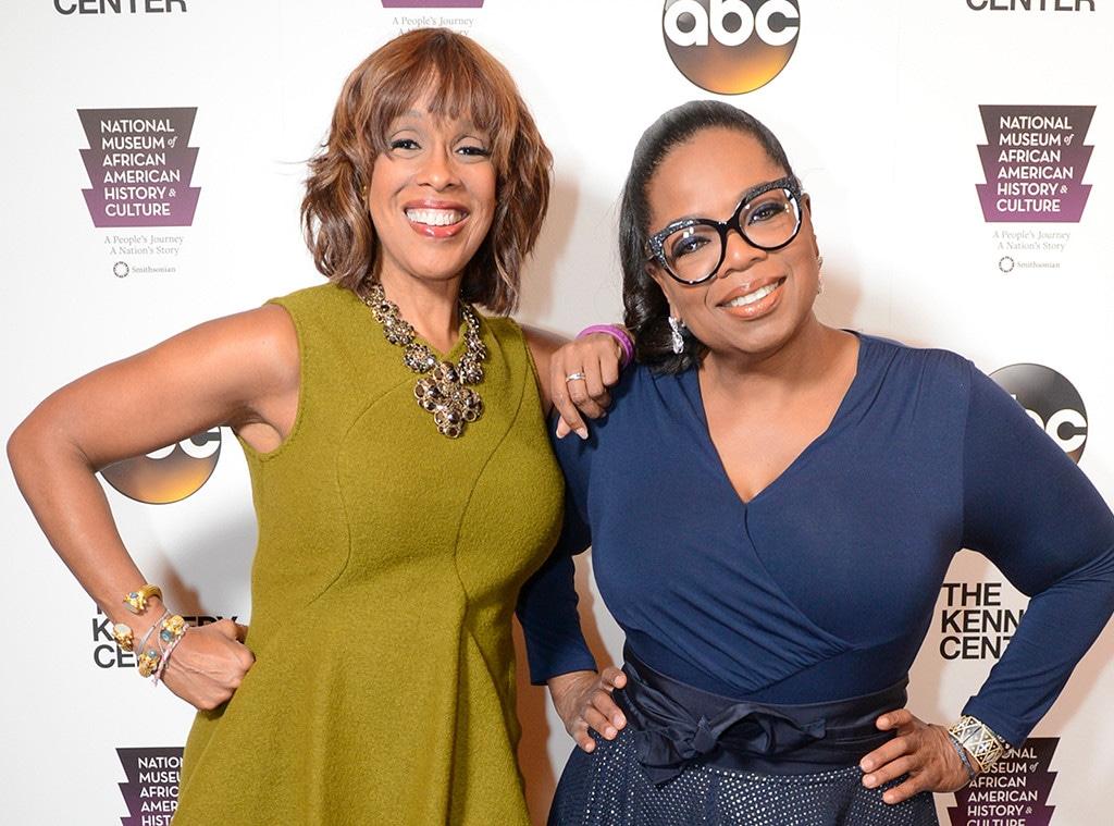 Oprah Winfrey, Gayle King, 2016