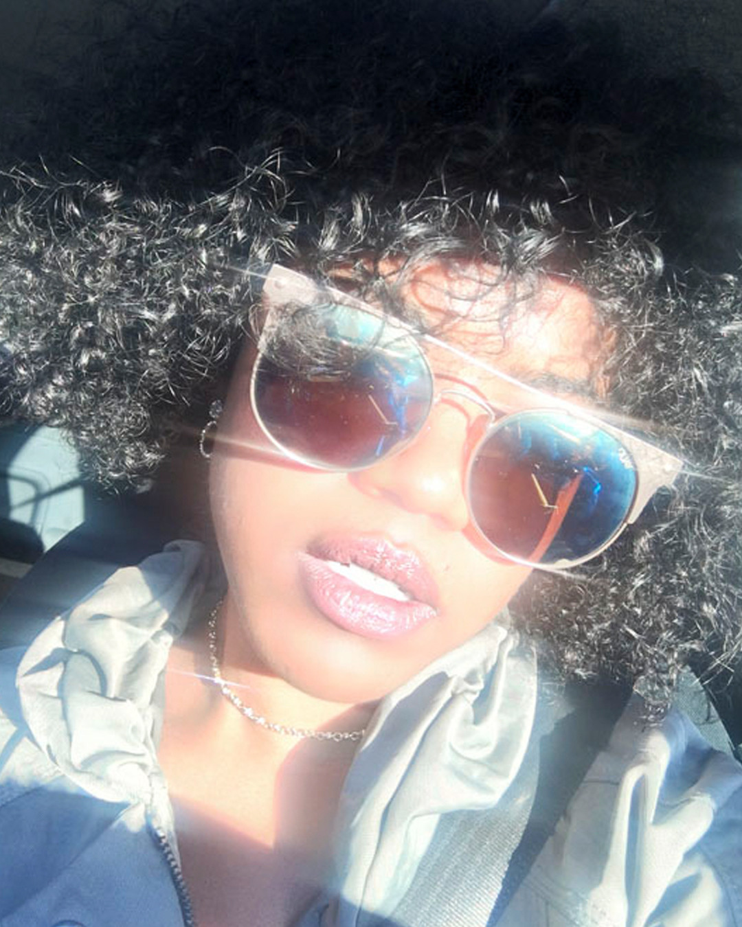 Straight Natural Hair To Curly Co Wash