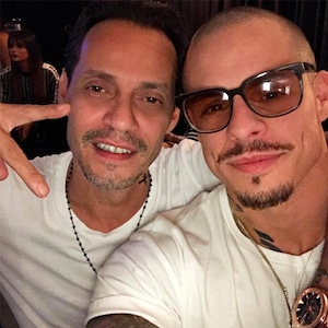 Marc Anthony, Casper Smart