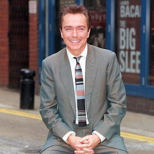 David Cassidy, David Cassidy: A Life in Pictures, 1995