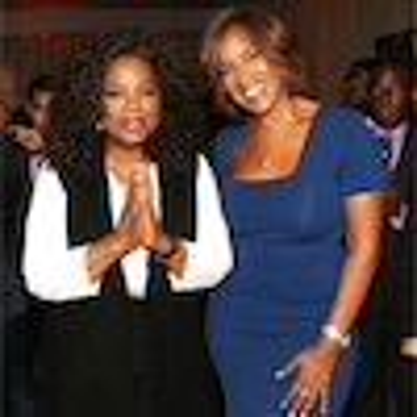 Oprah Winfrey, Gayle King, 2015