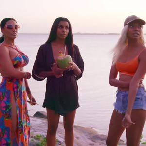 Asiah Collins, Shantel Jackson, Alycia Bella, The Platinum Life
