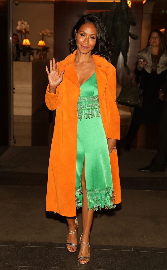 Jada Pinkett Smith Opens Up About Her Battle With Severe Depression