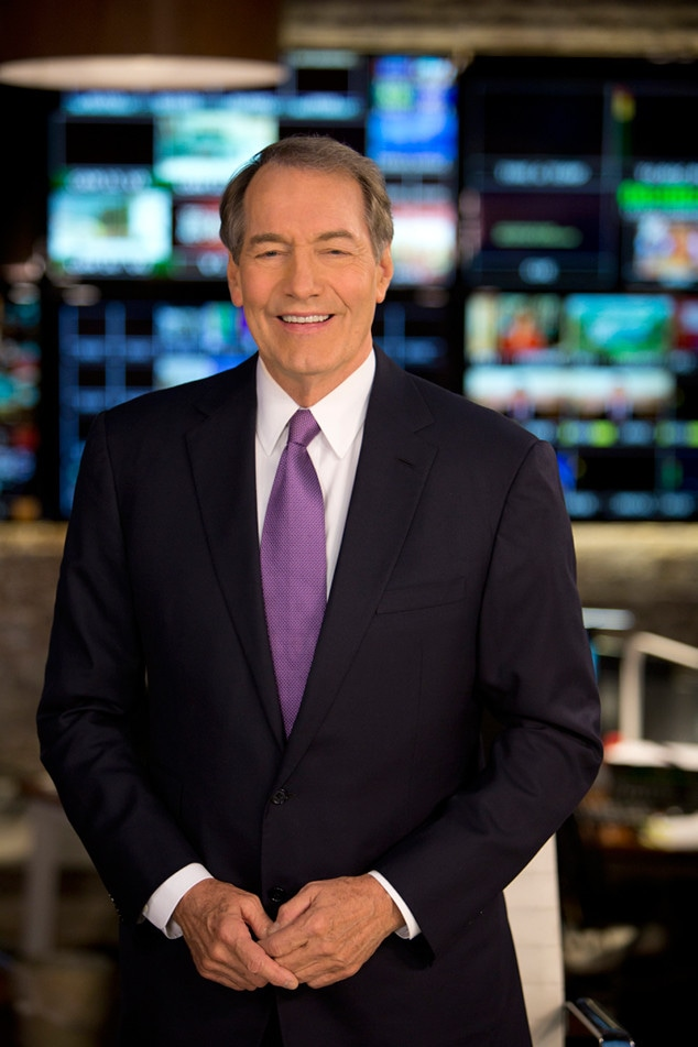 Charlie Rose, CBS This Morning
