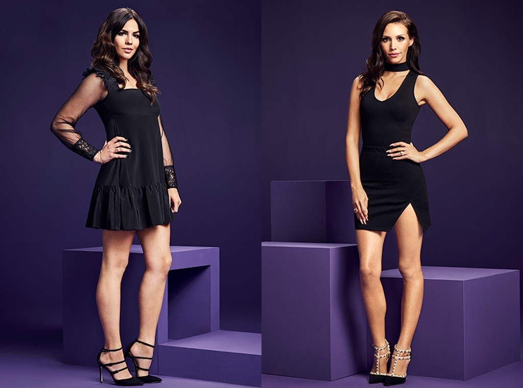 Scheana S Taking A Stand In This Pump Rules Premiere Preview E Online