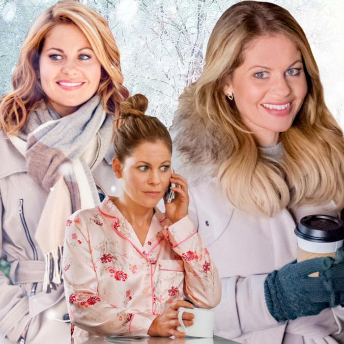 Is Candace Cameron Bure Really The Christmas Queen Breaking Down Hallmark S Roster Of Leading Ladies E Online