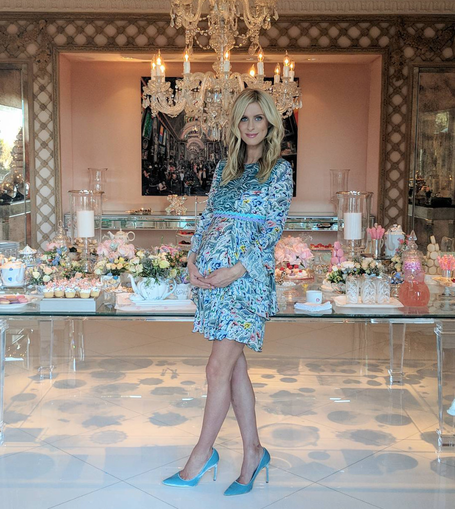 Nicky Hilton, Instagram, Baby Shower