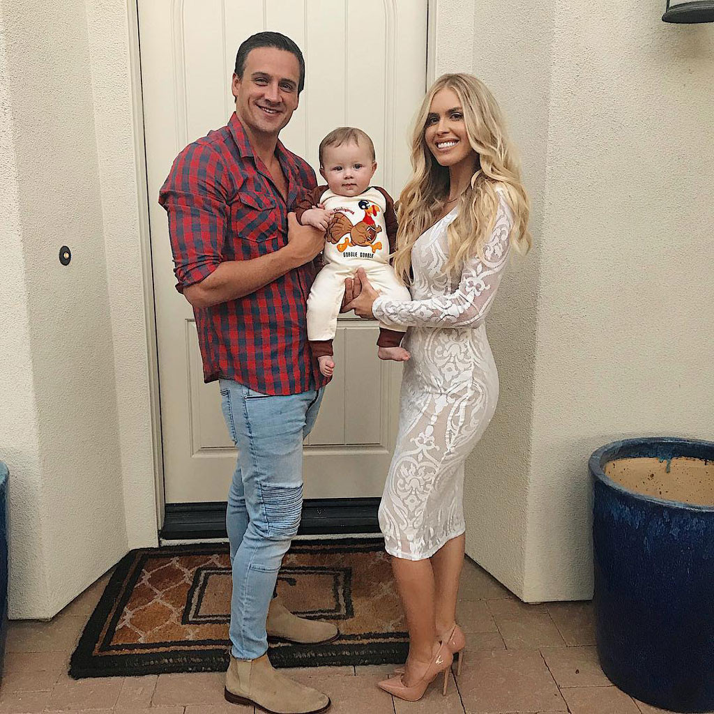 ryan lochte and kayla rae reid get married�again e news