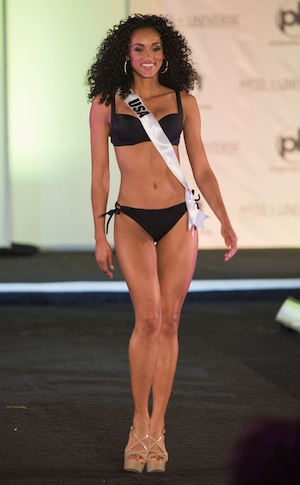 Miss USA, Miss Universe 2017, bikini, swimsuit competition