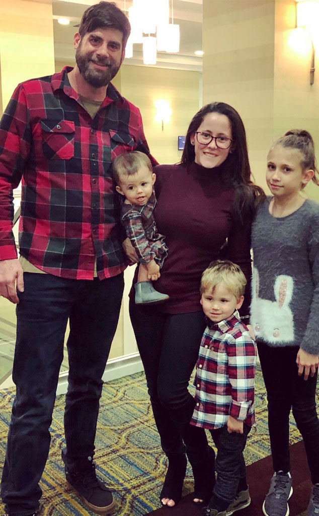 Jenelle Evans, 2017 Thanksgiving
