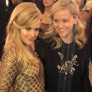 Reese Witherspoon, Ava Phillippe, debutante ball