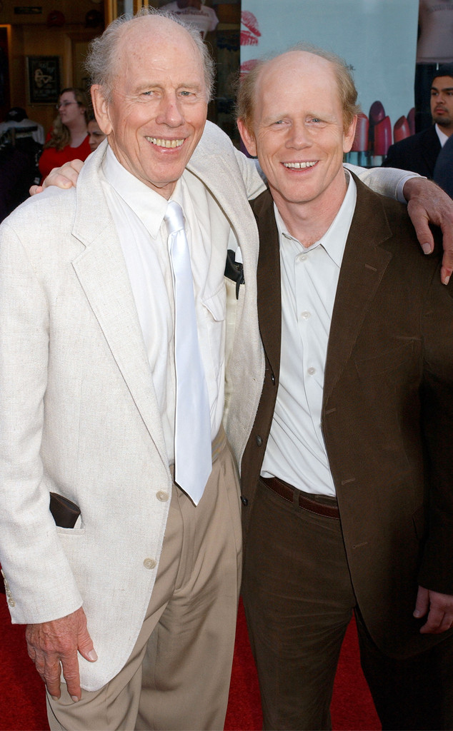 Rance Howard, Ron Howard
