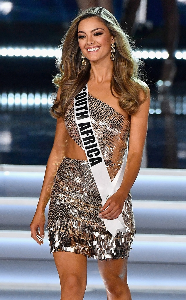 Miss South Africa 2017 from 2017 Miss Universe Pageants