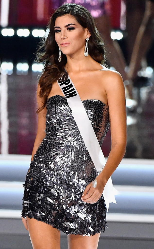 Miss Spain 2017 from 2017 Miss Universe Pageant's Top 10 | E