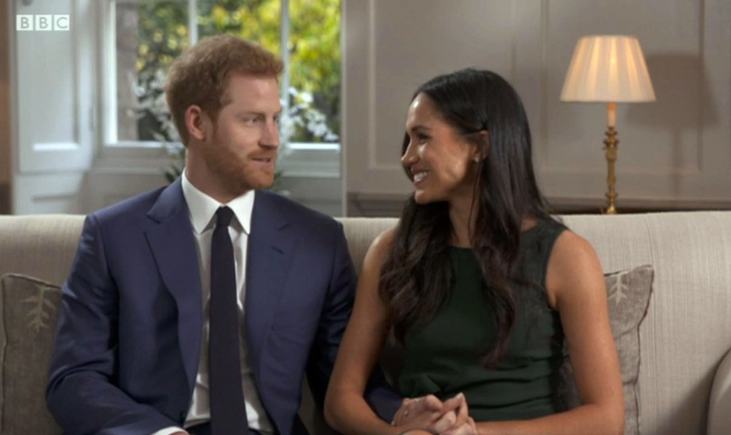 Prince Harry, Meghan Markle, Interview