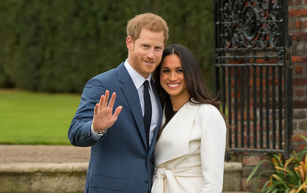 Prince Harry and Meghan Markle Reveal All the Details of Their Wedding Cake