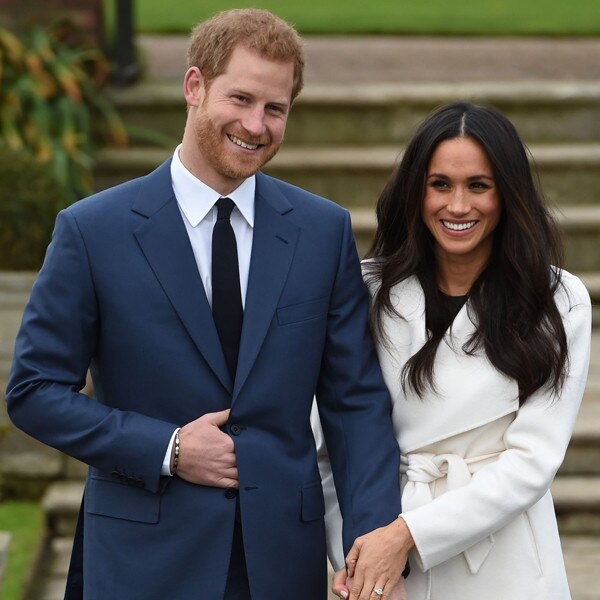 Prince Harry And Meghan Markle Open Up About Their Cozy Engagement And The Blind Date That Started It All E News